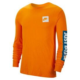 【全品5%OFFクーポン配信中】ナイキ Tシャツ 長袖 ロンT メンズ スポーツウェア CD9599-873 NIKE sw