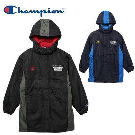 チャンピオン 防寒ジャケット・コート キッズ ジュニア ハーフコート 男の子 ボーイズ 通学 防寒 CX1502 Champion sw