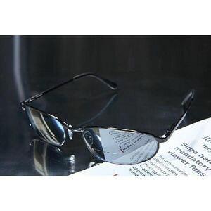 老眼鏡付き偏光ミラーサングラス UVカット 紫外線 おしゃれ お洒落 シニアグラス