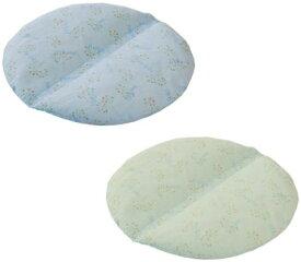 【エンゼル】1634通気ビーズフリークッション2《円型タイプ》約38cm×約4cm【床ずれ予防用品】