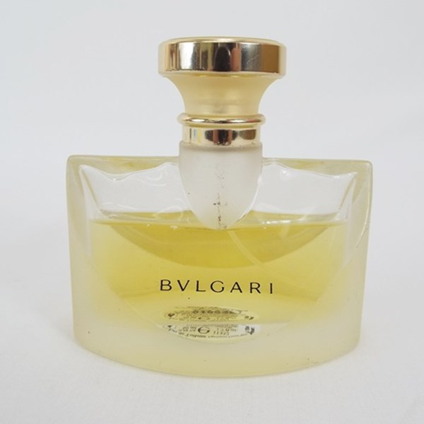 ブルガリ 香水 プールファム オードトワレ スプレータイプ 50ml フレグランス 中古 BVLGARI EDT SP