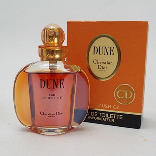 クリスチャン・ディオール 香水 デューン オードトワレ スプレータイプ 50ml フレグランス 中古 Christian Dior DUNE EDT SP
