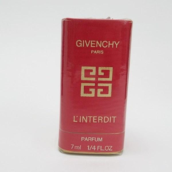 ジバンシー 香水 未開封 ランテルディ パルファム ボトルタイプ 7ml フレグランス 中古 GIVENCHY LINTERDIT BT P ジバンシィ