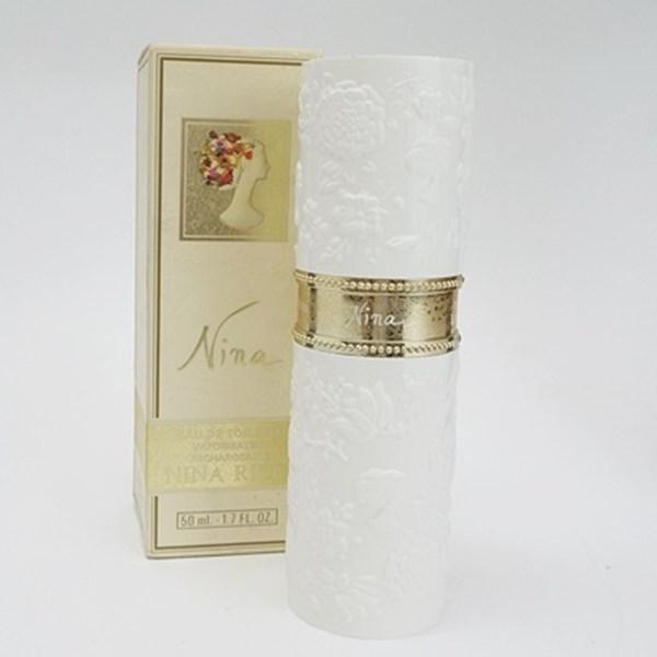 ニナリッチ 香水 ニナ オードトワレ スプレータイプ 50ml フレグランス 中古 NINA RICCI Nina EDT SP
