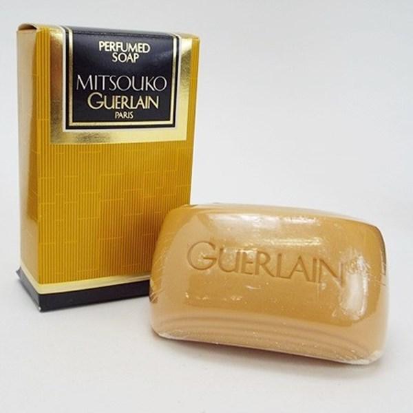 ゲラン ミツコ 石鹸 未使用・未開封 パフュームソープ 75gフレグランス 中古 GUERLAIN PERFUMED SOAP