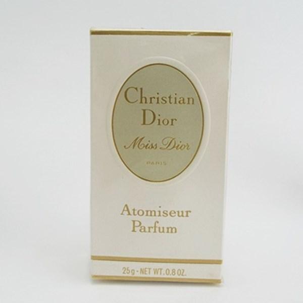 クリスチャン・ディオール 香水 ミス ディオール 未開栓 パルファム スプレータイプ 25g 中古 Christian Dior Miss Dior P SP