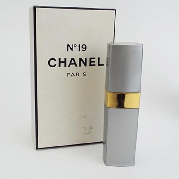 シャネル 香水 NO.19 パルファム スプレータイプ 6ml フレグランス 中古 CHANEL ナンバー19 P SP