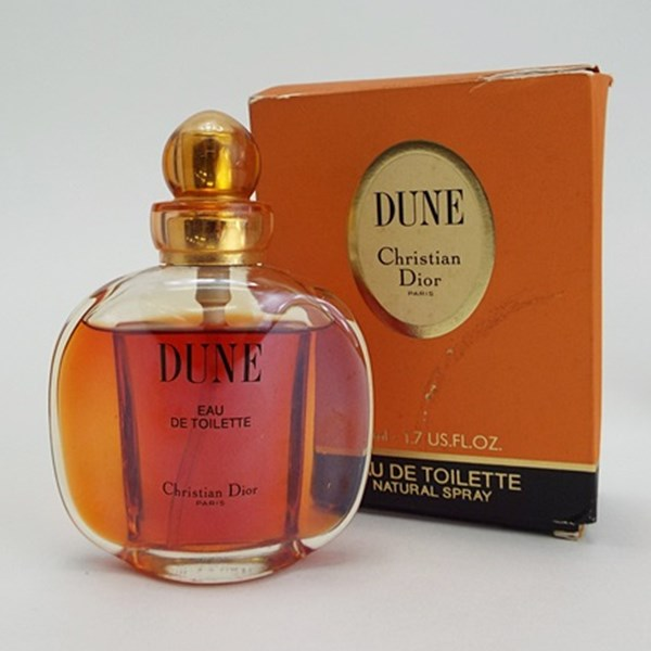クリスチャン・ディオール 香水 中古 デューン オードトワレ スプレータイプ 50ml フレグランス Christian Dior DUNE EDT SP