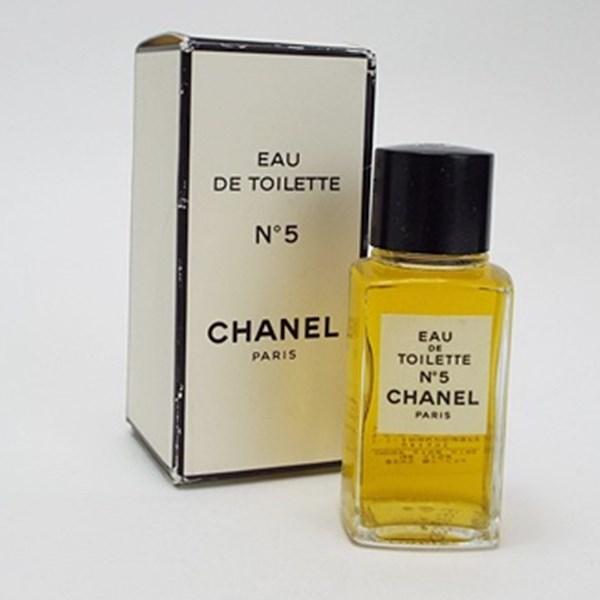 シャネル 香水 NO.5 オードトワレ ボトルタイプ 19ml 中古 CHANEL  フレグランス ナンバー5 EDT BT 箱付き
