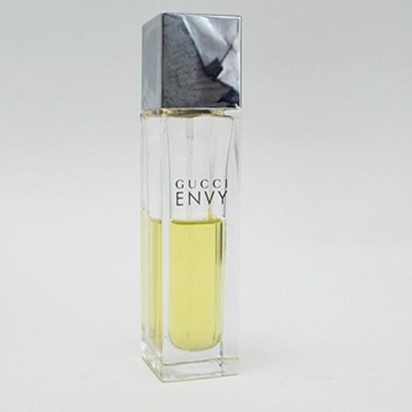 グッチ 香水 エンヴィ オードトワレ 30ml スプレータイプ 中古 GUCCI ENVY EDT| レディース 女性用 パフューム フレグランス SP 廃版品