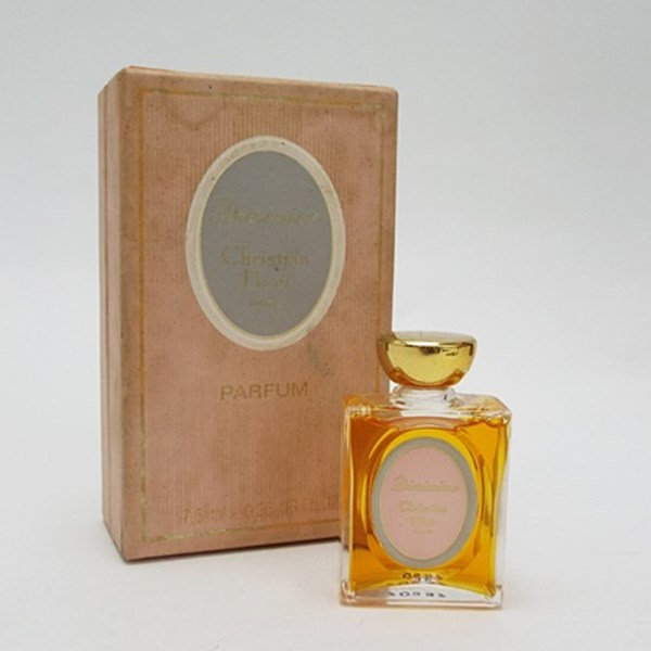 クリスチャン・ディオール 香水 ディオリッシモ パルファム ボトルタイプ 7.5ml 中古 Christian Dior Diorissimo|フレグランス パフューム 女性用 レディース P BT 箱付き