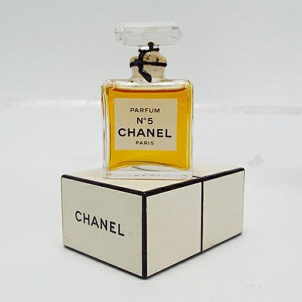 シャネル 香水 未開栓 NO.5 パルファム ボトルタイプ 7ml 中古 CHANEL ナンバー5|女性用 レディース フレグランス パフューム P BT 箱付き