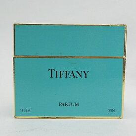 ティファニー 香水 パルファム ボトルタイプ 30ml 中古 TIFFANY PARFUM |女性用 レディース フレグランス パフューム 希少品 廃盤品 箱付き