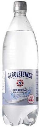 【サッポロ】GEROLSTEINER(ゲロルシュタイナー) 1000ml×12本