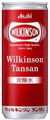 【アサヒ】ウィルキンソン タンサン缶  250ml×20本
