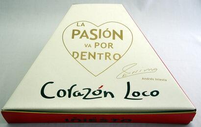 ボデガ・イニエスタ コラソン・ロコ 3本ギフトセット