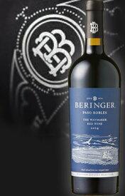 【サッポロ】ベリンジャー・ヴィンヤーズ パソ・ロブレス・ウェイメーカー・レッド・ワイン 750ml【ギフトに最適】