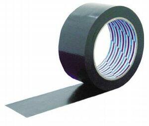 パイオラン/ダイヤテックス(株) パイオラン梱包用テープ ブラック K-10-BK 50MMX25M
