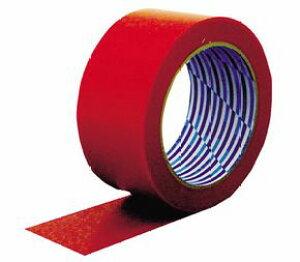 パイオラン/ダイヤテックス(株) パイオラン梱包用テープ レッド K-10-RE 50MMX50M