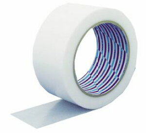 パイオラン/ダイヤテックス(株) パイオラン梱包用テープ ホワイト K-10-WH 50MMX50M