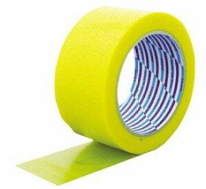 パイオラン/ダイヤテックス(株) パイオラン梱包用テープ イエロー K-10-YE 50MMX50M