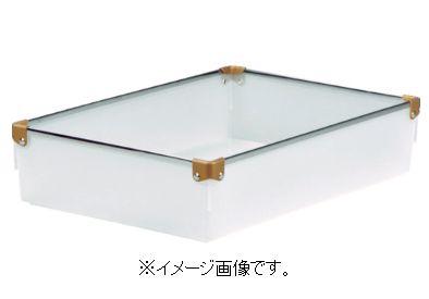 TRUSCO/トラスコ中山(株) A4トレー W341XD234XH79 半透明 TRAY-A4