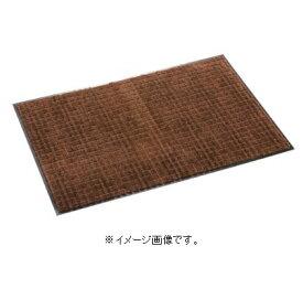 【代引き不可商品】【時間指定不可】TERAMOTO/テラモト 雨天用マット ネオレインマット 600×900 ブラウン MR-031-040-4