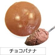 氷見ジェラート「チョコバナナ」 【地元富山の牛乳を使用、手作りです。ヘルシーでとろけんばかりのなめらかさ】