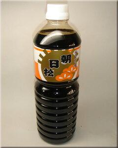 朝日松醤油 上級濃口 1リットル