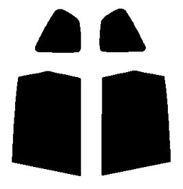 送料無料●リヤーサイドガラスのみ 簡単ハードコート ホンダ フィット GE6・GE7・GE8・GE9カット済みカーフィルム