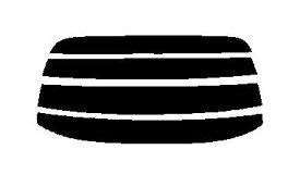 送料無料●リヤーガラスのみホンダ フリードスパイク GB3・GB4カット済みカーフィルム ハードコート