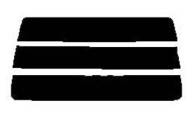 送料無料●リヤーガラスのみホンダ ステップワゴン RF1・RF2カット済みカーフィルム ハードコート
