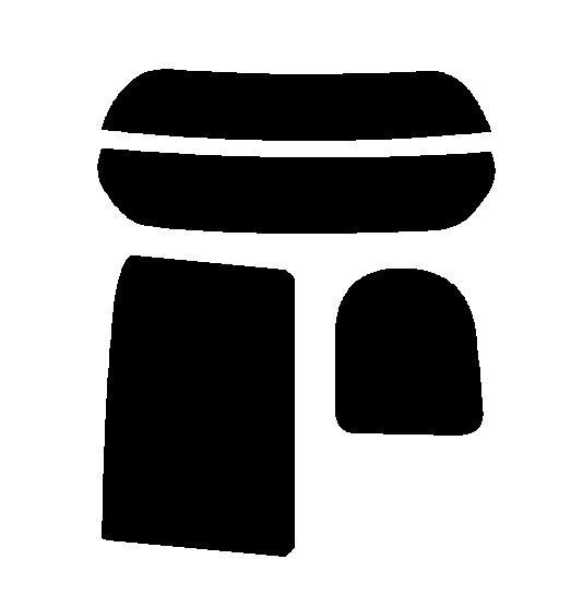 ○送料無料○スペイド NSP140・NCP141・NCP145カット済みカーフィルム ハードコート リヤーセット