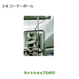 【純正部品】三菱 タウンボックスコーナーポール純正品番【MZ587417】【DS64W】※3-8