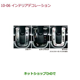 純正部品ホンダ N-BOXプラスインテリアデコレーション(シフトゲートカバー)シルバー純正品番 08F58-T4G-010※【JF1 JF2】10-6