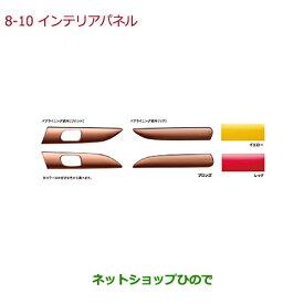純正部品ホンダ N-BOXプラスインテリアパネル ドアライニング部用(フロント/リア左右4枚セット)※純正品番 08Z03-TY0-010D 08Z03-TY0-021D 08Z03-TY0-030D【JF1 JF2】8-10