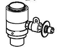 Panasonic(パナソニック)食器洗い乾燥機用分岐栓シングル分岐水栓・INAX社用CB-SXL8