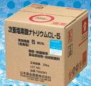 山本薬品産業次亜塩素酸ナトリウム(一般用)CL-5