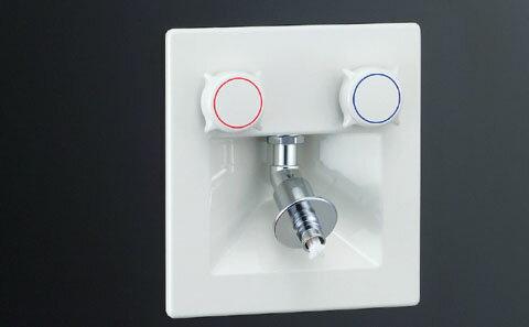 INAX(LIXIL) イナックス リクシル洗濯機用水栓金具SF-8RQ-DS