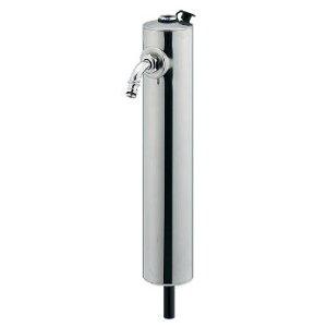 KAKUDAI(カクダイ)共用ステンレス水栓柱(ショート型)624-082
