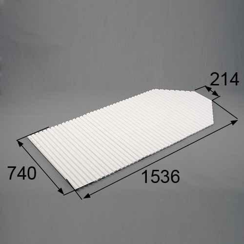 トステム レフィノ 浴槽巻きフタ(切欠型) RGFZ101
