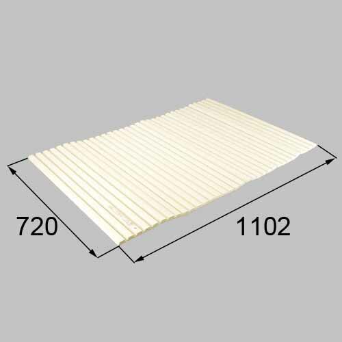 トステム 浴槽巻きフタ(四角型) RAAZ621