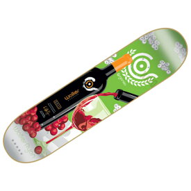 【オーガニカ デッキ】ORGANIKA Deck WINE COUNTRY WALKER RYAN GREEN 8.38×32