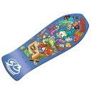 【サンタクルーズ デッキ】SANTA CRUZ Deck SIMPSONS BART TOYBOX 10x29.5