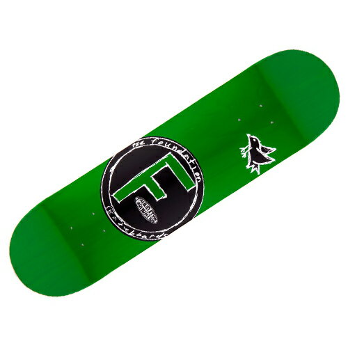 【ファンデーション デッキ】FOUNDATION Deck BIRD Price Point 8.0x31.5