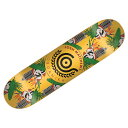 【オーガニカ デッキ】ORGANIKA Deck CONCRETE JUNGLE MATTHEWS 8.06x32