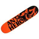 【アンタイヒーロー デッキ】ANTIHERO Deck FEEDING FRENZY MD 8.06x32●アンチヒーロー