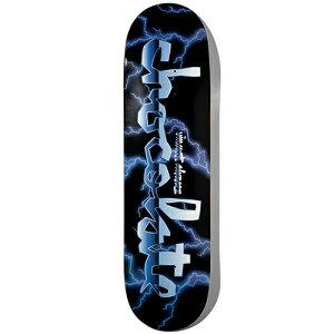 チョコレート スケートボード デッキ 8.25x31.875 CHOCOLATE Deck ALVAREZ LIGHTNING