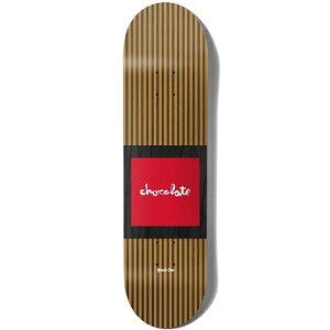 チョコレート スケートボード デッキ ポップ シークレット 8.1875x31.5 CHOCOLATE Deck CRUZ POP SECRET