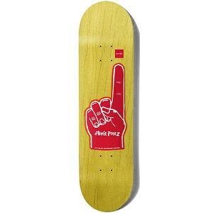 チョコレート スケートボード デッキ 8.375x32 CHOCOLATE Deck NO.1 CAPSULE PEREZ